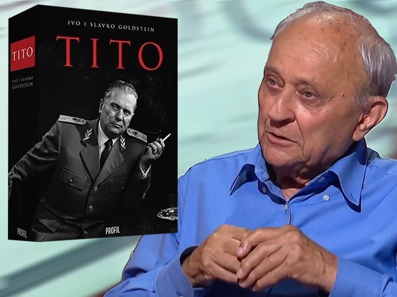 Image result for slavko goldstein tito