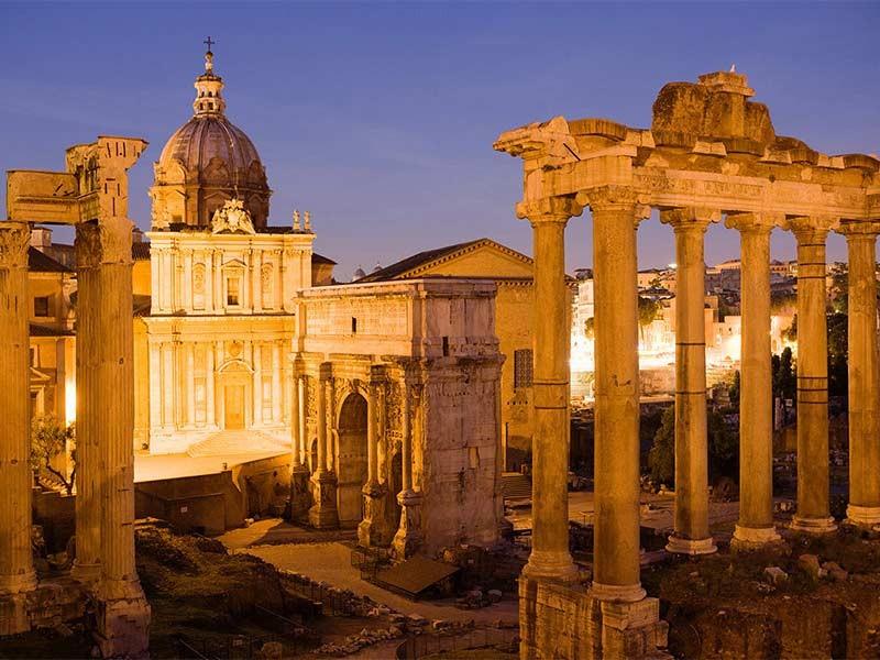 Predavanje o ostav tini rimskog carstva for Temporary office roma