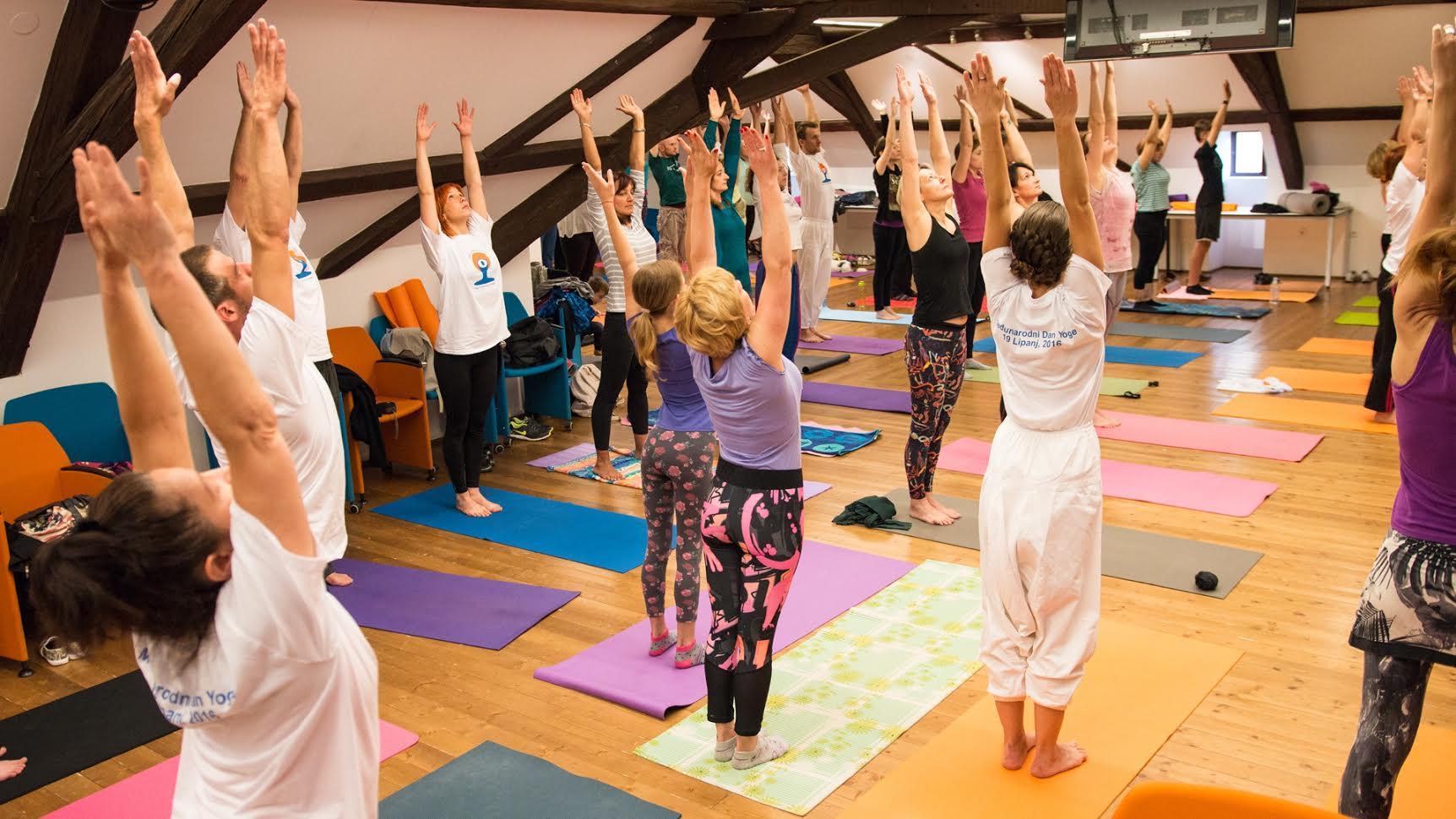 besplatna web mjesta za joga