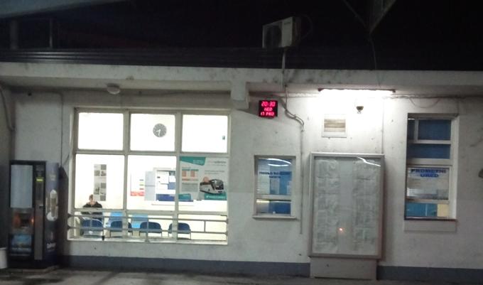 Dvoje Varazdinaca Izvisilo Na Autobusnom Kolodvoru Blagajnica Je Zatvorila 10 Minuta Prije Isteka Vremena