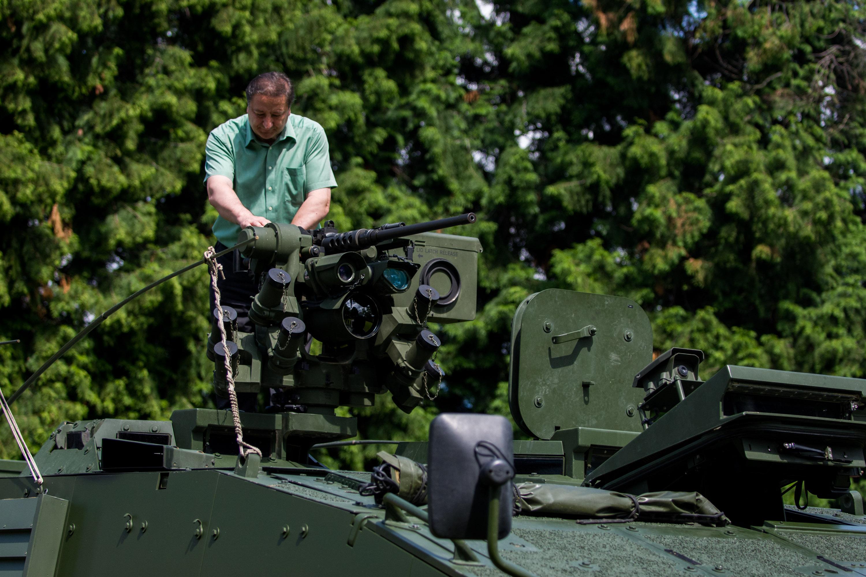 Mjesta upoznavanja oružanih snaga