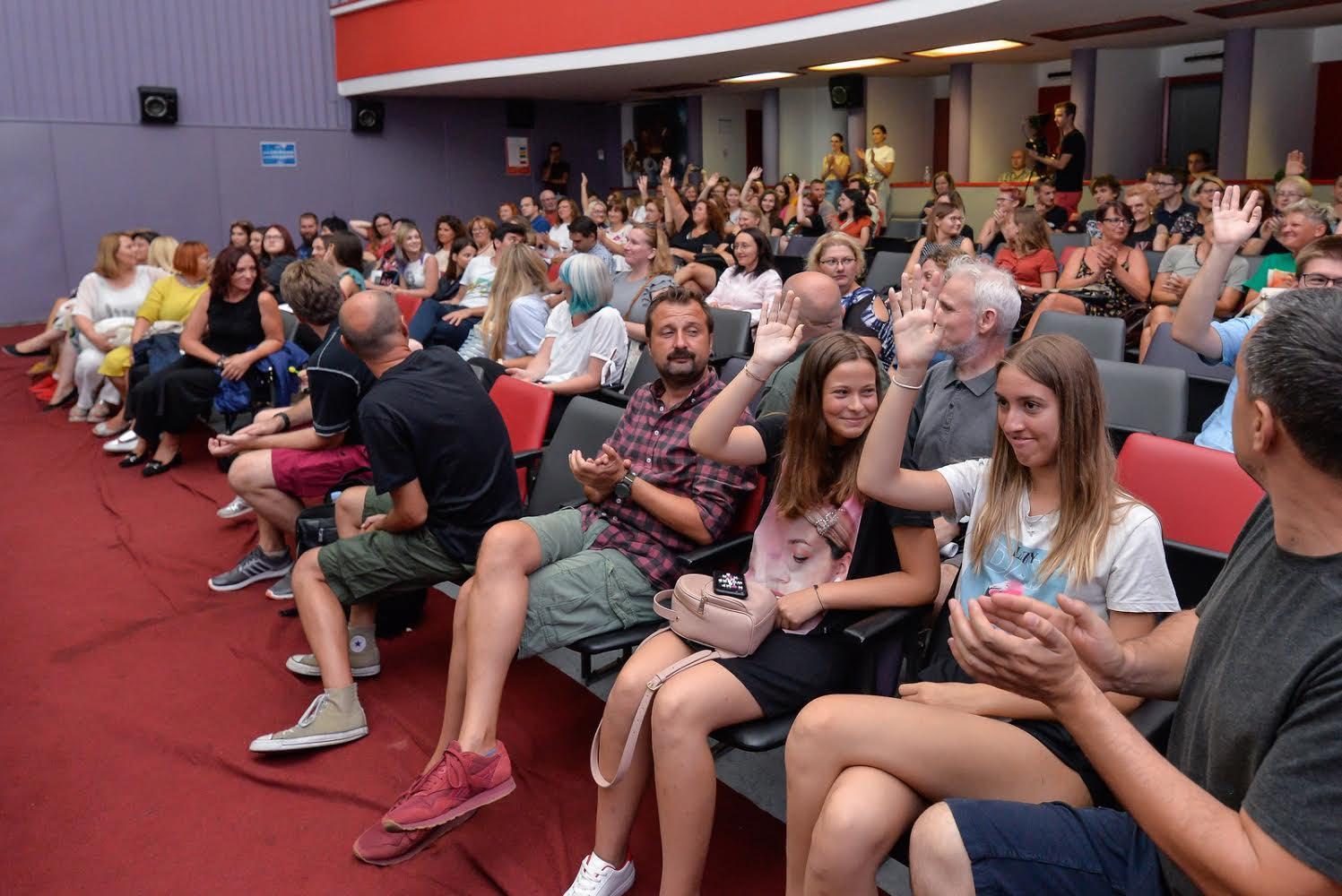 Predavanja i radionice U kinu Gaj svečano otvorena Škola medijske kulture dr. Ante Peterlić 20.08.2019 Kultura