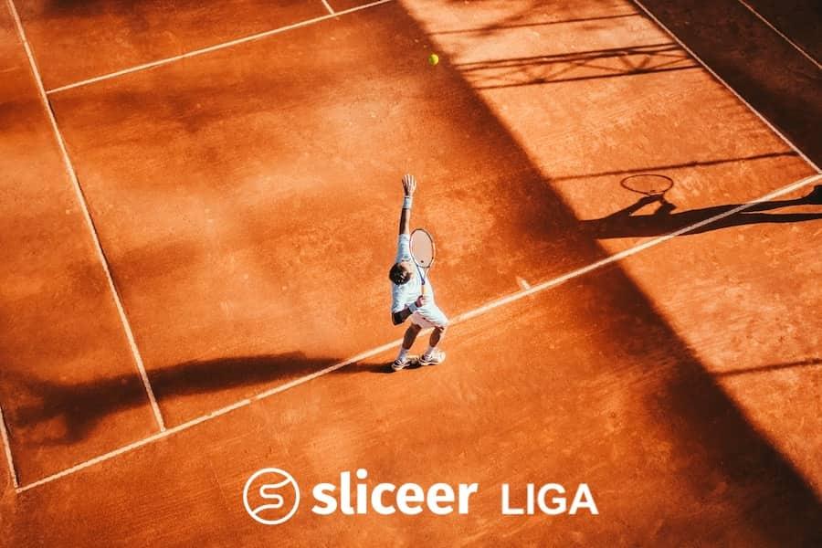 TENIS LIGA TENIS LIGA Nova teniska Sliceer liga u Varaždinu!