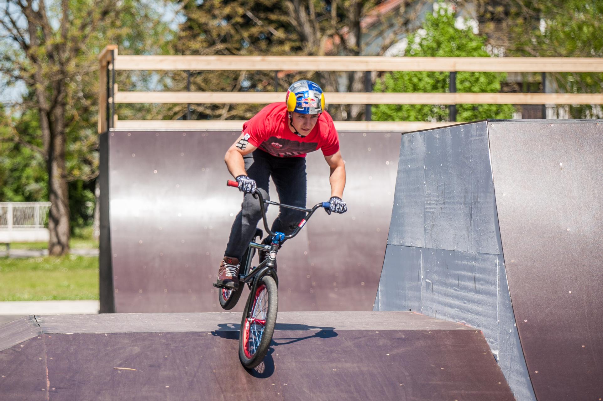 Marin Ranteš plasirao se u polufinale na Svjetskom BMX